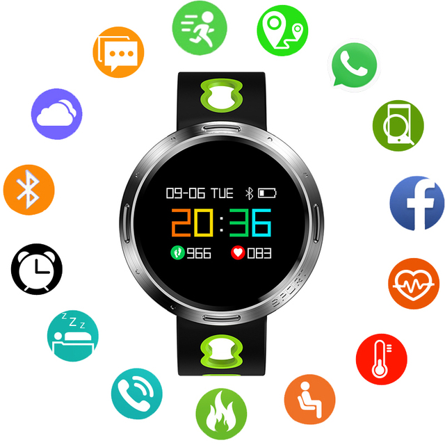 Free Shipping Bluetooth Children Smart Watch Waterproof Phone Call Sim Remote Ca