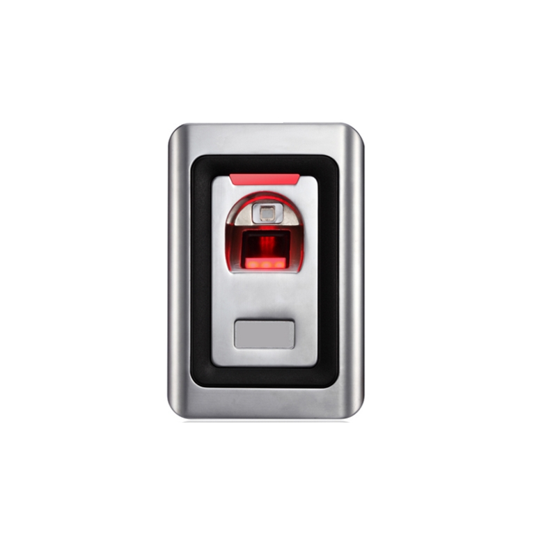 standalone metal case door lock biometric fingerprint access control systemchina mainland - Biometric Door Lock