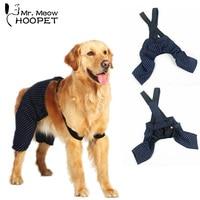 Britse Stijl Huisdier Broek Gestreepte Hondenkleding Jurk Nieuwe Ontwerp Mode Band Pak Sets Kleding voor Grote Hond Broek