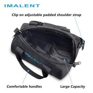 Image 2 - Imalent 2019 מקורי חדש חם Fashional חיצוני שקית מזדמן כתף שקיות עבור MS12/DX80/R90C/R70C פנס accessoriy תיק