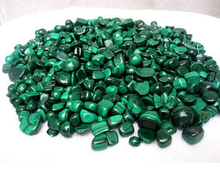 100g  Natural Malachite Stones Gemstones Reiki Healing Crystal