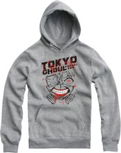 Cosplay del anime de Tokio Ghoul Kaneki Ken Amantes Pareja Chándal Con Capucha Sudaderas Hip Hop Streetwear Sudaderas Jerseys Outwear