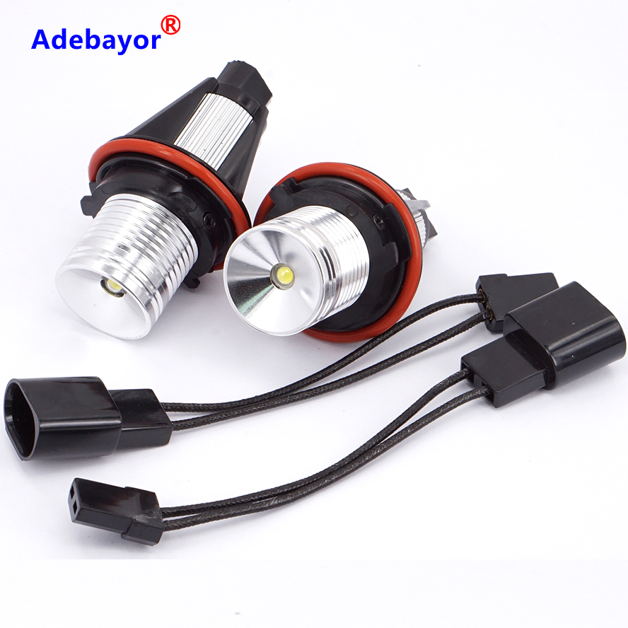 Feitong 4x Car 5w 300lm Angel Eye Led Halo Light Lamp Bulb Bmw E39 Headlight Corner Signal Socketwiring Connectorbulb 1 X T25 3157 P27 7w 75w High Power Fog Head Auto Vehicles Parking Turn Reverse Tail Drl Lights Whiteusd 499 Piece