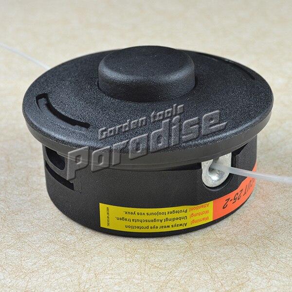 Adaptor M10*1.25LH 25-2 Replacement Trimmer Heads Fit FS90 FS100 FS110 FS130 FS250 FS56 Brush Cutter комплектующие к инструментам paradise 25 2 fs90 fs100 fs110 fs130 fs250 fs56 606355019
