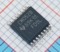Si  Tai&SH    CM052B TSSOP16  integrated circuit