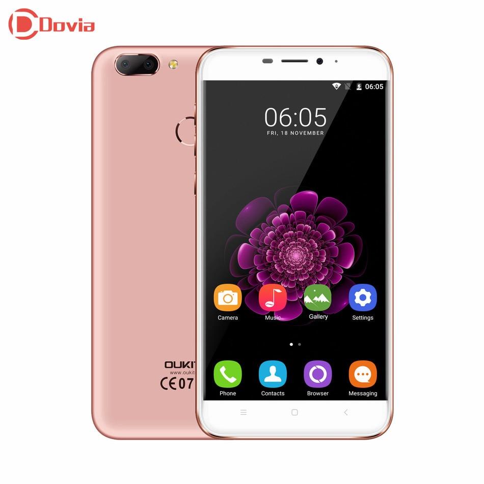 OUKITEL U20 Plus 4G Smartphone 5 5 inch MTK6737 Quad Core 2GB RAM 16GB ROM 5MP