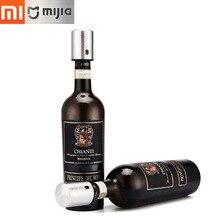 Xiaomi Círculo Alegria Inteligente Memória Vácuo de Aço Inoxidável Rolha de Vinho Rolha de Vinho Rolha de Vinho Tinto Vinho Rolhas