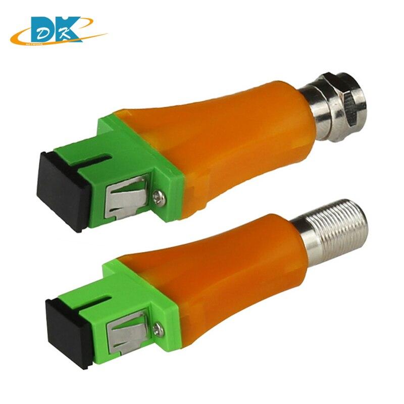 10 pcs/lot récepteur optique passif/nœud OR1 pour CATV, noeud optique ftth fabriqué en chine avec nœud optique de filtre