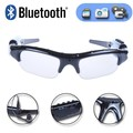 Sport Wireless Bluetooth Camera Eyewear Sunglasses Video Recorder DVR DV Camcorder W/mp3 earphone Support TF Card Function