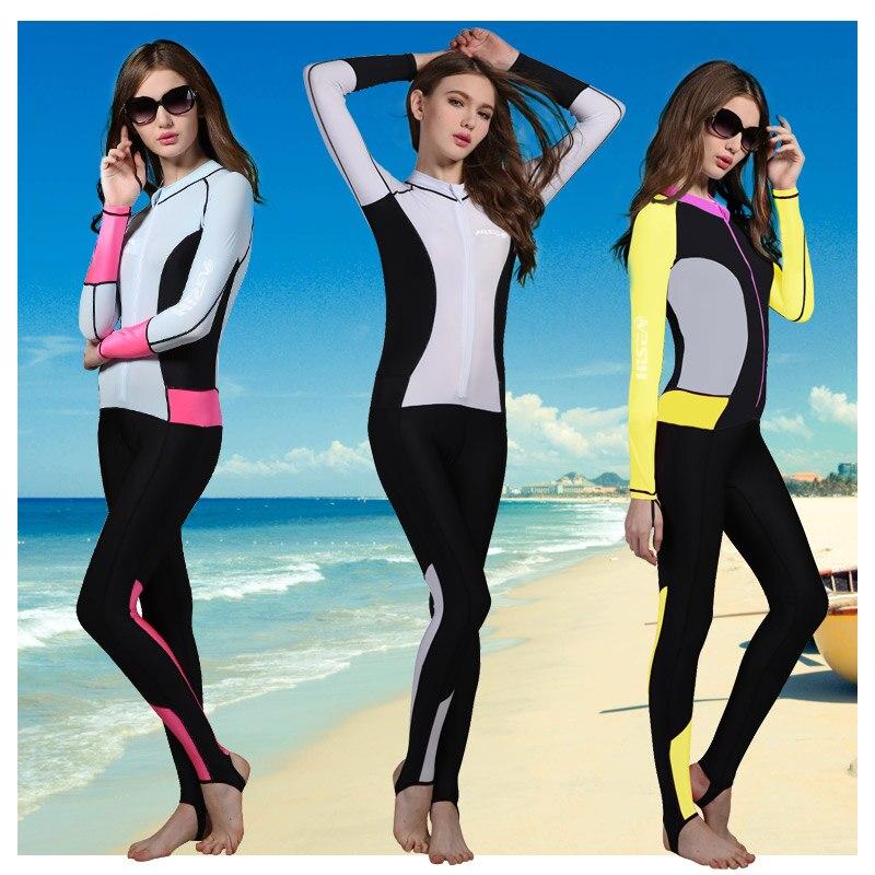 Lycra Scuba Dive Skins for Men or Women Snorkeling Equipment Water Sports Wet Jump Suits Jumpsuit Swimwear Wetsuit Rash Guards