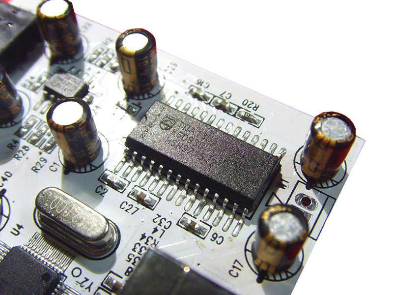 DAC デコーダ CM108 + TDA1305T + TDA1308 IIS/I2S に 3.5 ミリメートル出力 USB アンプ USB DAC DecoderA1-009