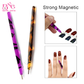 Magnetism Magical Strong Magnet Plastic Pen For Cat Eye UV Gel Polish Nail Art Manicure Tool 3D Effect Nail Art Tools