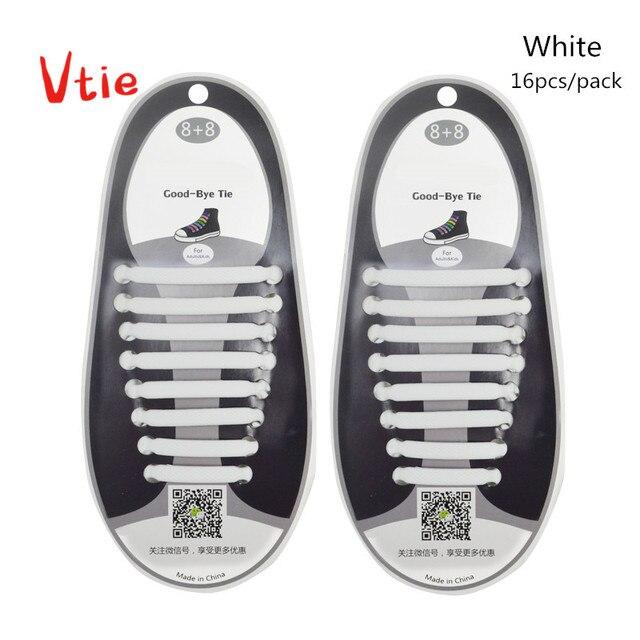 Mr Lacy Color Consejos Cordones Cordones Para Zapatos, Color Blanco y Azul
