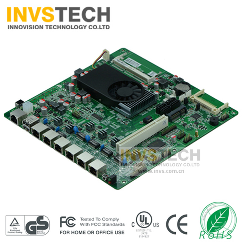 Ros Motherboard D2550sf Providing Amenities For The People; Making Life Easier For The Population Network Six Gigabit Ethernet D2550 1.86ghz 6lans Firewall