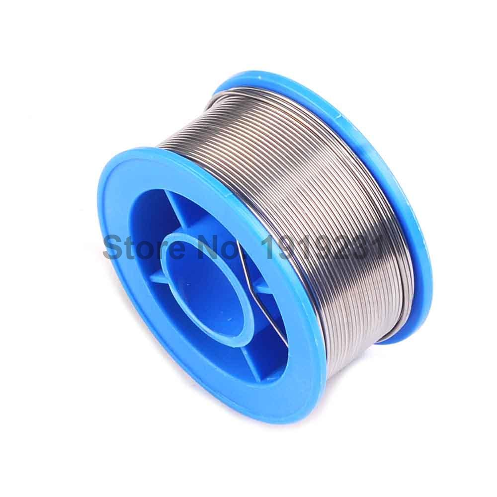 1PCS 0.8mm 100g Tin Lead Melt Rosin Core Solder Soldering Wire Reel