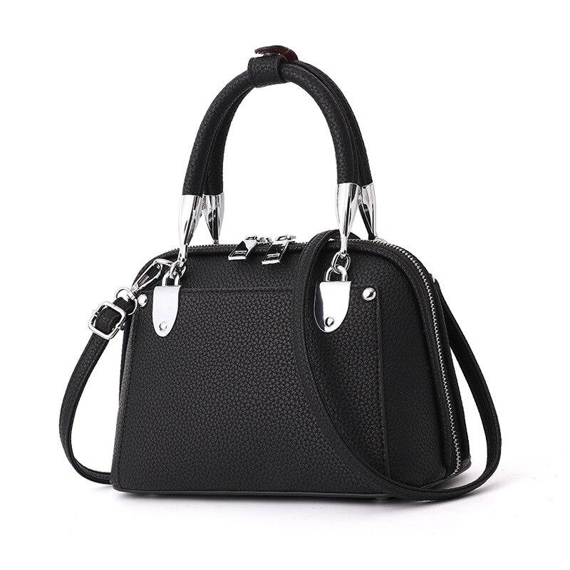 Simple Art - Women handbags Fashion messenger bags Lady totes Big pocket shoulder bag best gift for girls