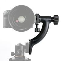 Sevenak SK GH04 Professional Heavy duty Carbon Fiber Gimbal Tripod Head with Arca Swiss Quick Release Plate for Canon Nikon DSLR