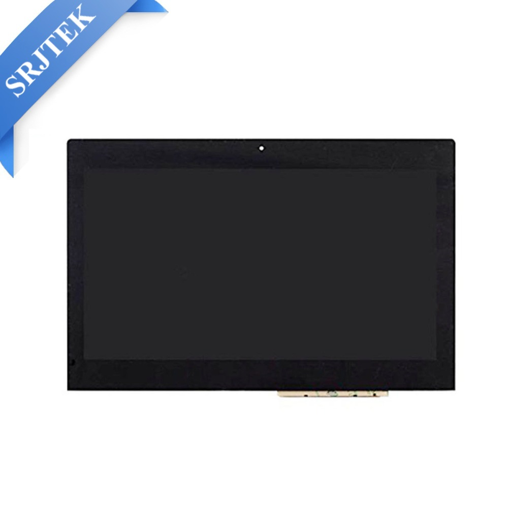 For Lenovo Yoga 2 Pro LTN133YL01-L01 New LCD Display Touch Screen Assembly Replacement 3200x1800 13.3-inch Black for lenovo yoga tablet 2 1050 1050f 1050l mcf 101 1647 01 v4 new lcd display touch screen assembly replacement
