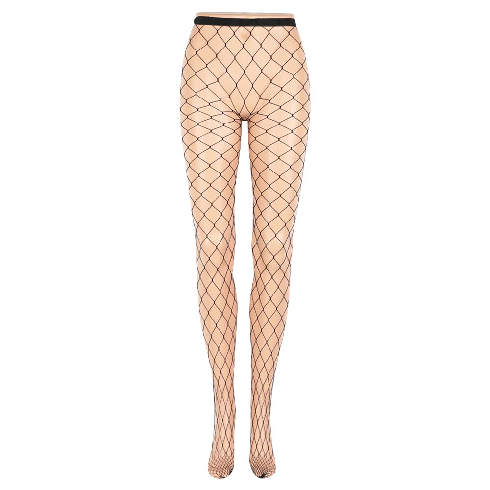 Sexy Women 3 Color Sexy Fishnet Tights Solid Color One Size Pantyhose Tights Fashion Style For Woman