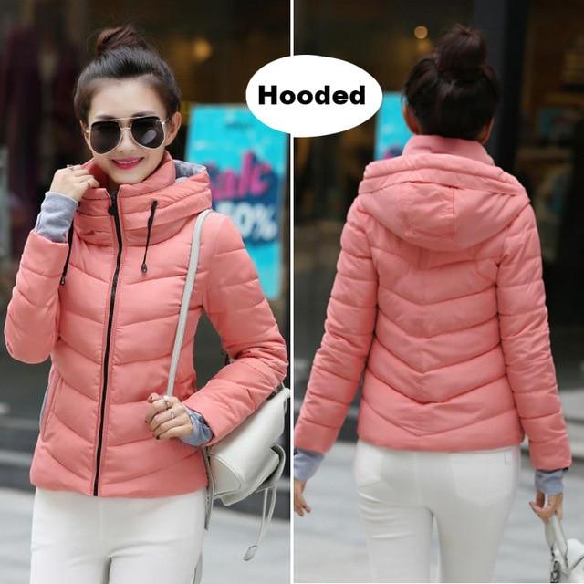 Pink-Hood