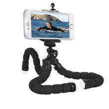 Telefoon Houder Flexibele Octopus Statief, Bracket Stand Mount Fiets Monopod Styling Accessoires Voor Mobiele Telefoon Camera