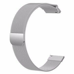 Image 3 - Replacement Metal Watchband Watch Band for Huawei Magic/Watch GT/Ticwatch Pro watch strap for huawei ticwatch