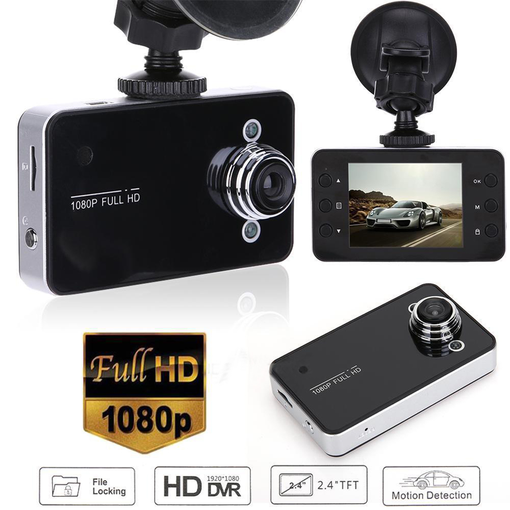 DUBY Mini 2.4 Inch Portable Car DVR Dash Cam Driving Recorder H.264 G-sensor HD 1080P Orignal Vehicle Video Recorders Camcorder
