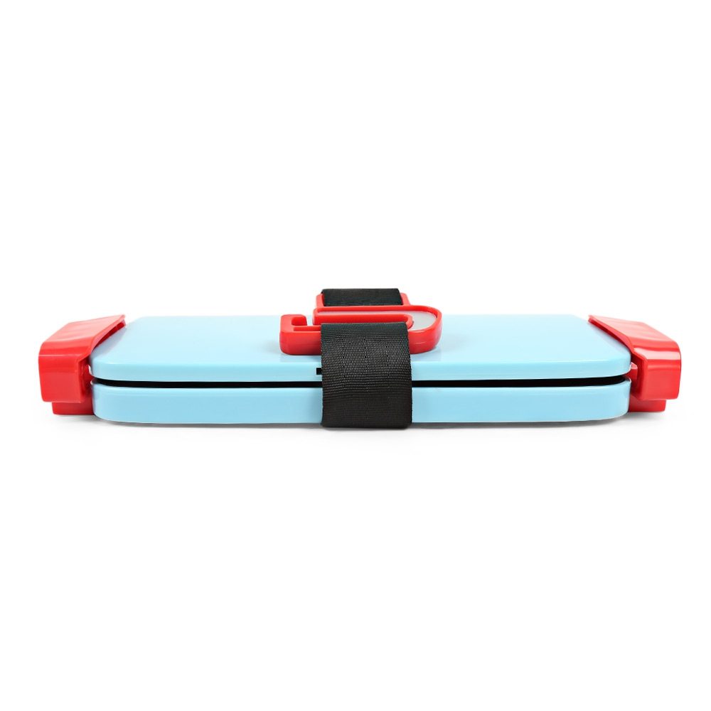 Portable Foldable Children Kids Safety Booster Car Seat Adjustable Strap Car Seat Harness Pad Cushion Toddlers Kids Safe Seats (4)
