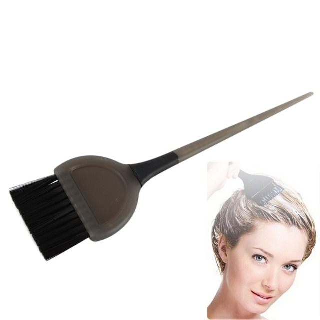 Professional Salon Hair Bleach Tint Tools Dye Color Coloring Brush ...
