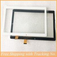 Nowy ekran dotykowy dla DIGMA samolot 1525 3G PS1137MG dotykowy Tablet panel dotykowy czujnik szkło Digitizer 237*166mm lub folia ze szkła hartowanego
