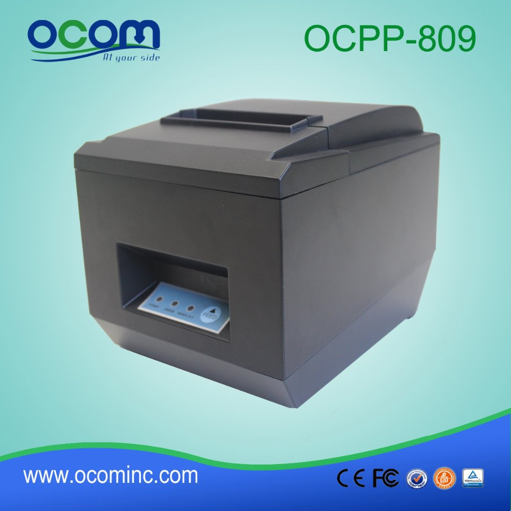 OCPP-809: High Quality And Inexpensive 80mm Pos Thermal Printer with auto cutter