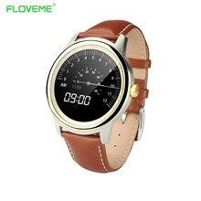 Luxus Smart Uhr 1,33 »IPS HD Bluetooth 4,0 Sync Smartwatch Für Apple iPhone Android Handy Intelligente Wake-Up Relogios