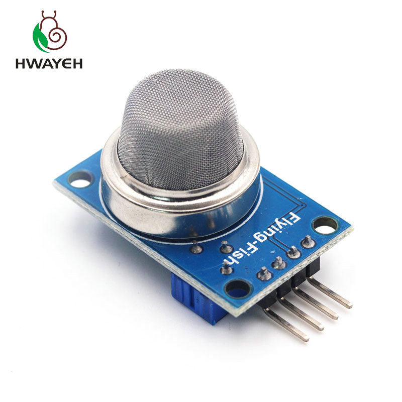 HUIMAI MQ-4 MQ4 gas methane sensor module MQ4 for arduino