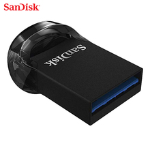Get more info on the SanDisk Original Ultra Fit USB Flash Drive 64gb CZ430 16GB mini USB Pen Drive 3.1 Up to 130MB/S pendrive high Speed USB 3.0 USB