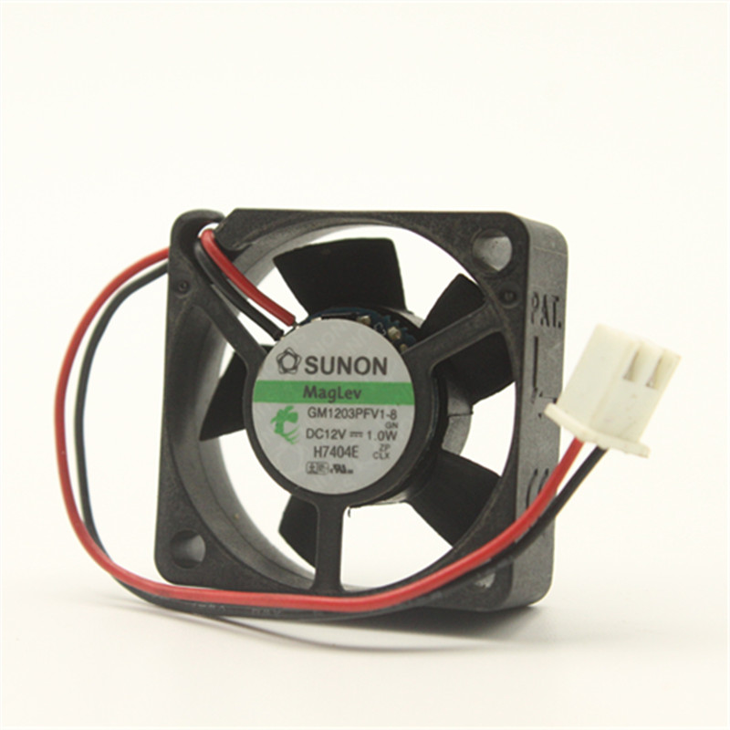 Sunon PMB1297PYB1 9733 DC12V 8.6W Server 3 Wire Blower Fan