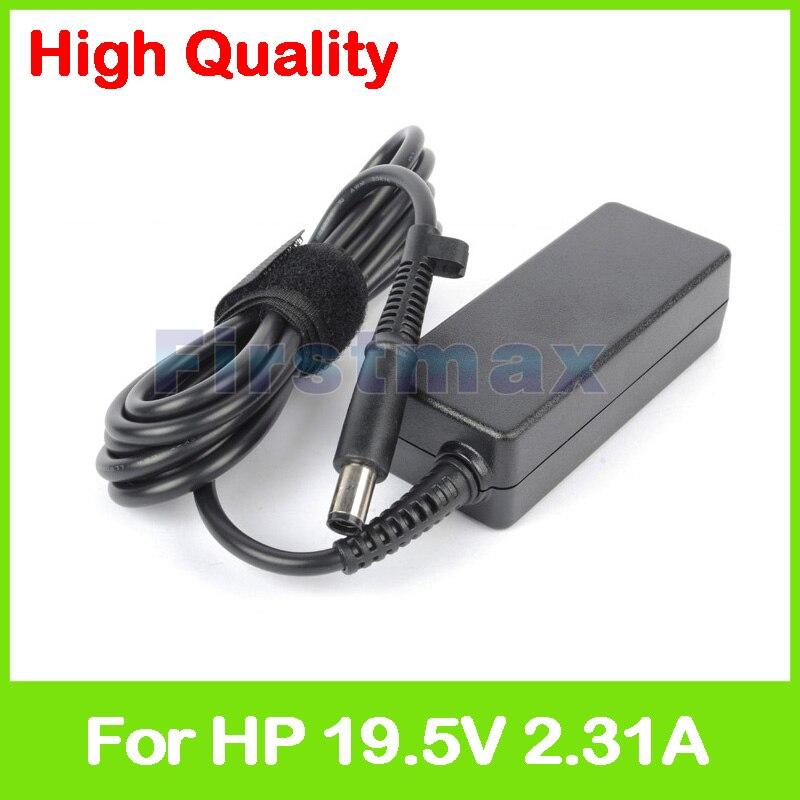 Адаптер переменного тока для ноутбука 19,5 в, 696607 а для зарядного устройства HP HSTNN-DA35 696694-003 744481-001 744893-003-001
