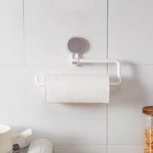 Kitchen Organizer Paper Holder Stick Rack Roll for Bathroom Towel Storage WC Tools Shelf