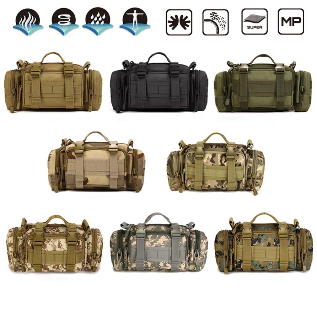 Impermeabile 8 Durable Grande Capacità Cross Caccia Body Di Della Campeggio 5 Tactical 7 Sacchetto Escursione In Per Bag Nylon 3 1 6 2 Vita 4 Pacchetto 84I4rq
