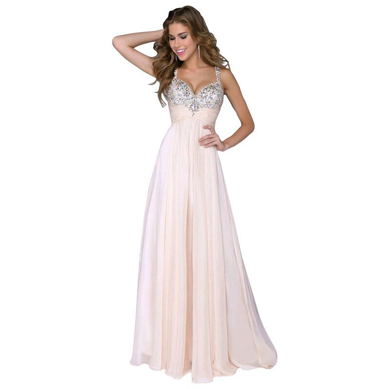 newest style of elegant and sturdy package discount up to 60% US $24.12 33% OFF|2018 Aliexpress Ebay Amazon Explosion Models Foreign  Trade Women's Chiffon Harness Dress Tube Top Sequined Dresses-in Dresses  from ...