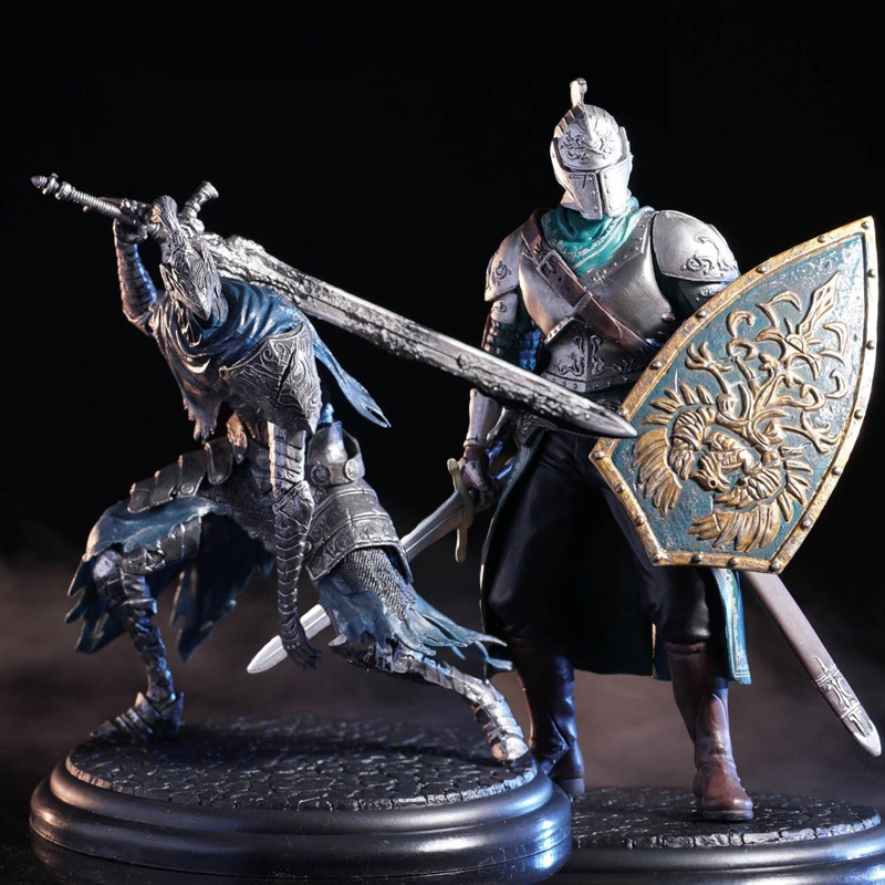 Dark Souls Faraam Knight / Artorias The Abysswalker PVC Figure Collectible Model Toy Cartoon Toy Action Figure Model Gift shfiguarts batman injustice ver pvc action figure collectible model toy 16cm kt1840