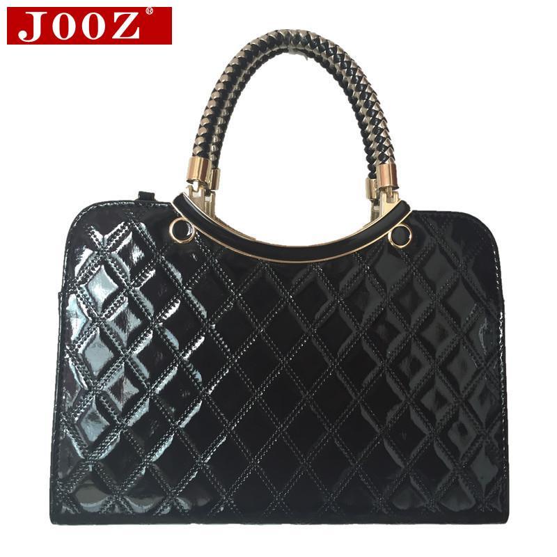 luxo mulheres homensageiro bolsa bolsala Open Cover Method : Zipper