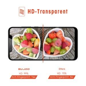 "Image 5 - 100% מקורי BUJOO תגובה מאוד 2.5D מלא כיסוי מזג זכוכית עבור שיאו mi mi 8 Xio mi mi 8 9 H 0.3 מ""מ מסך מגן סרט"