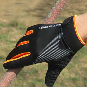 Bike Bicycle Gloves Men Women MTB Gloves M L XL Breathable Summer Mittens Anti