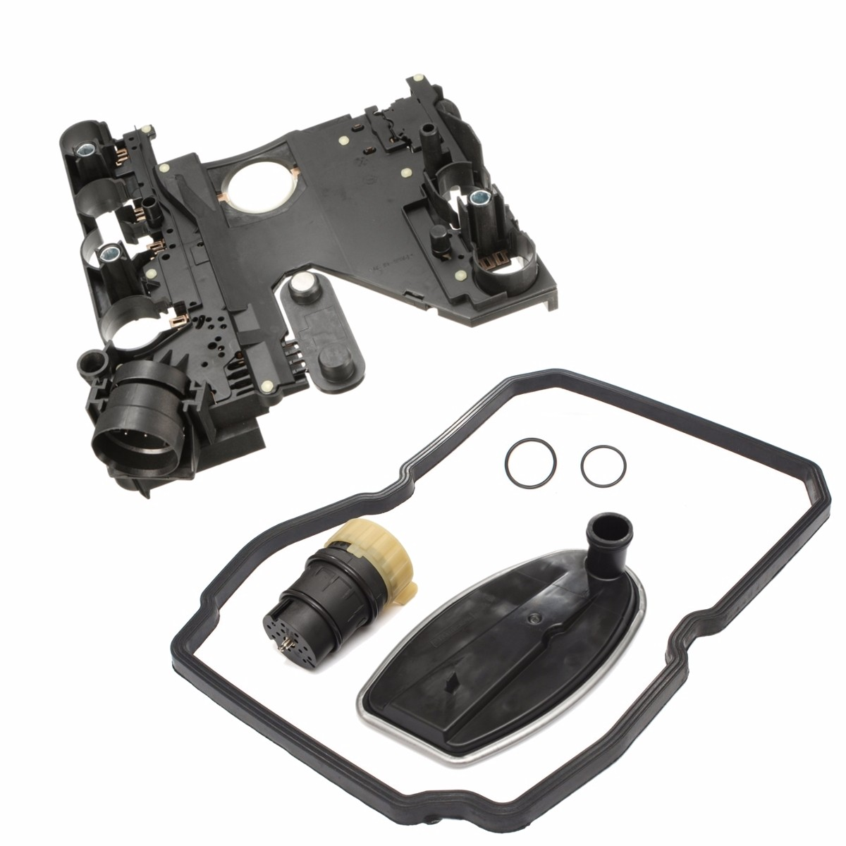 Transmission Conductor Plate Connector Filter Gasket Kit Set For Benz CLK ML SL auto fuel filter 163 477 0201 163 477 0701 for mercedes benz