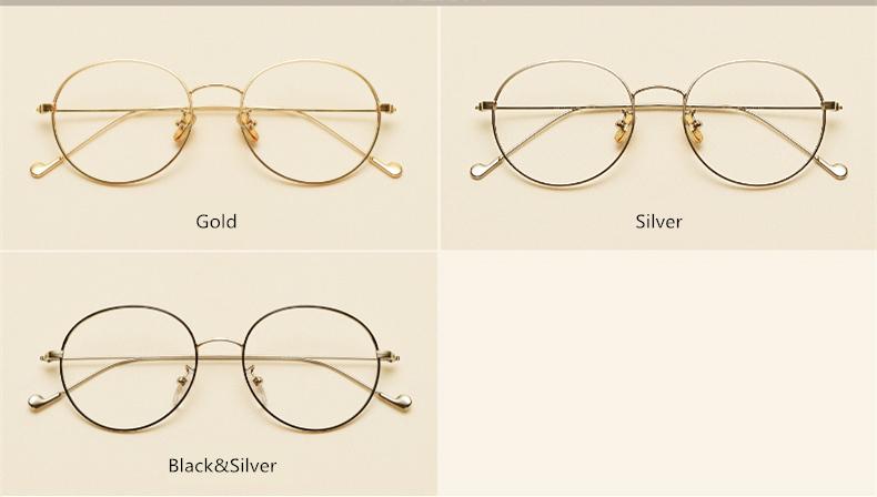 3946743fd3 Eyewear Frames Cheap Eyewear Frames Langford brand vintage round optical.We  offer the best wholesale price
