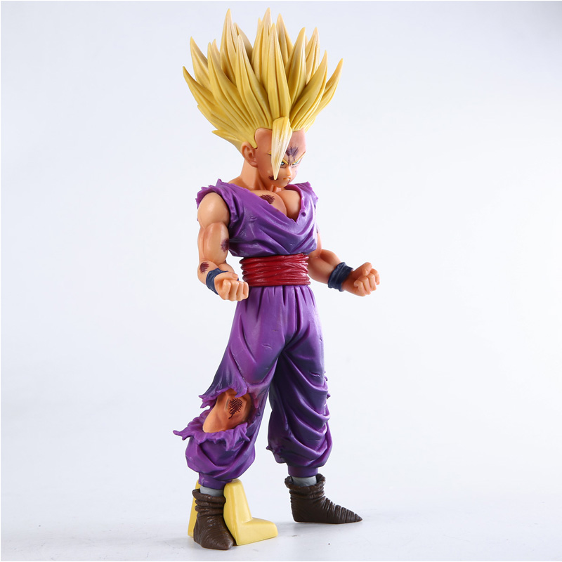 Anime Dragon Ball Z Super Saiyan Son Gohan Action Figure | 25cm