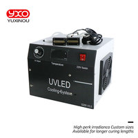 1pcs 160w 2 Head LED UV LED Curing System For Epson Printer DX5 Print UV Head UV Flatbed Printer,UV Glue Curing