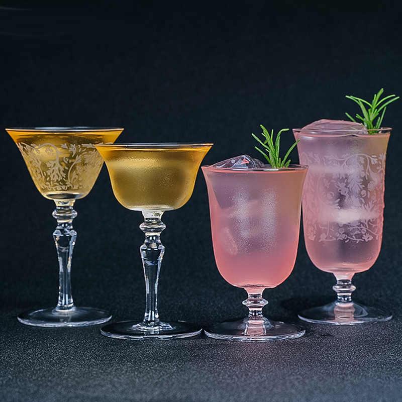 Kieliszki koktajlowe Martini szklany kielich szkło