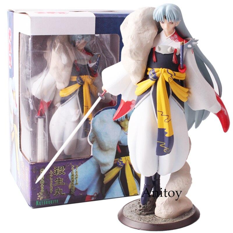 Sengoku Otogizoushi InuYasha 19cm Figur Figuren No Box