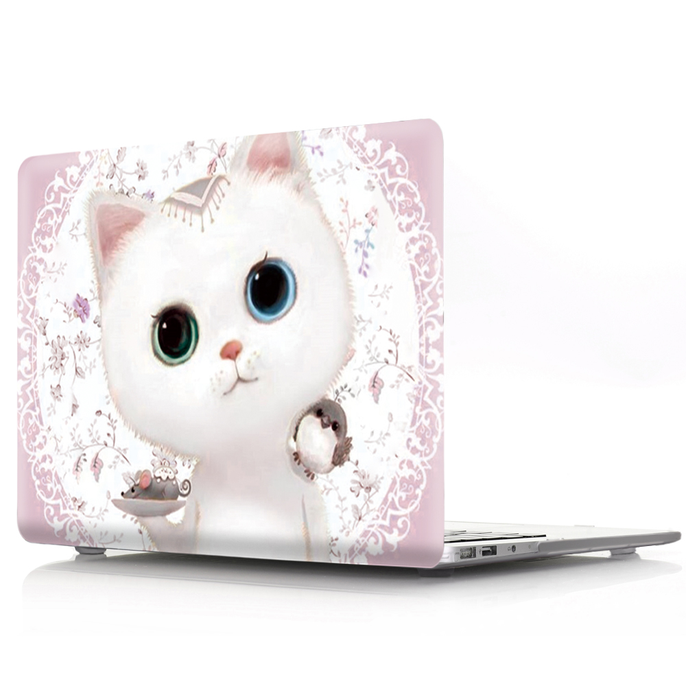 Animal Retina Shell Case for MacBook 44